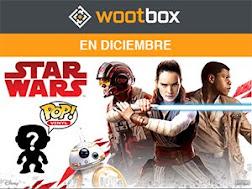 WootBox diciembre