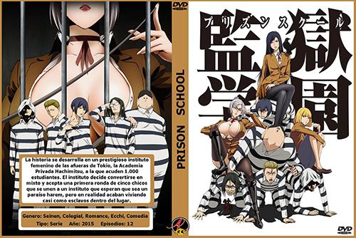 Prison School Torrent - BluRay Rip