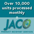 JACO PRODUCT RECOVERY SERVICES