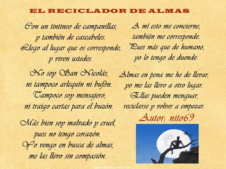 EL RECICLADOR DE ALMAS