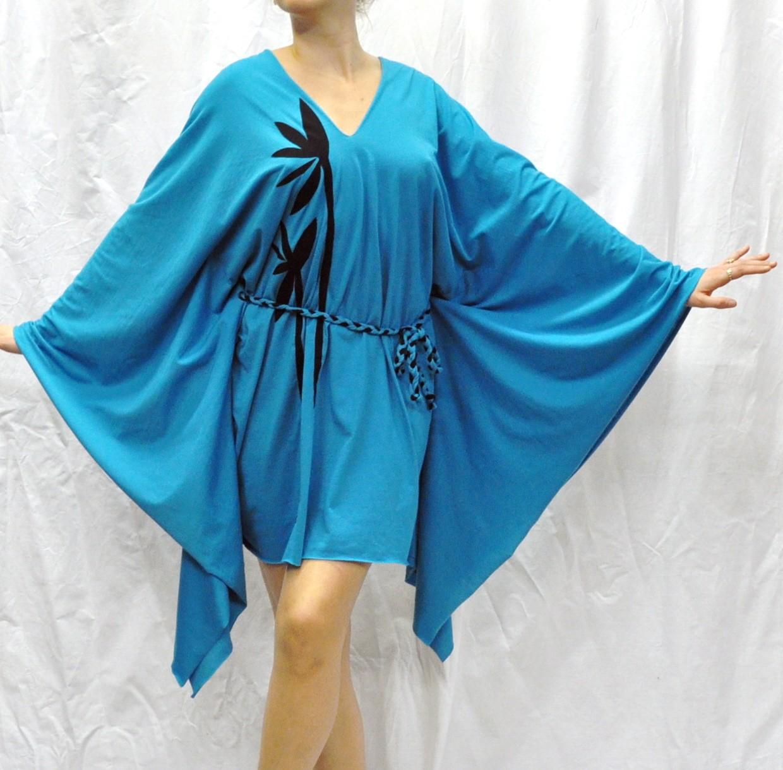 Платье-кафтан своими руками