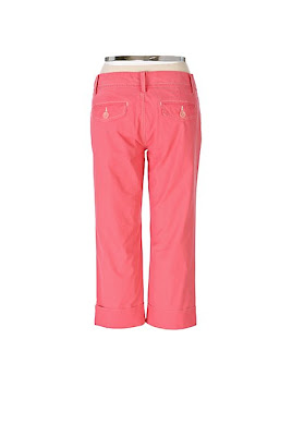 Anthropologie Ring Toss Pants