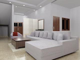 Contoh Ruang Keluarga Minimalis