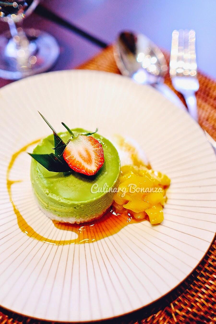 Pandan Srikaya at Jakarta Restaurant, The Dharmawangsa (www.culinarybonanza.com)