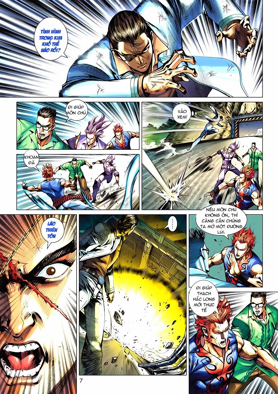 Tân Tác Long Hổ Môn trang 6