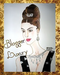 Luxury Blogger Award! :)