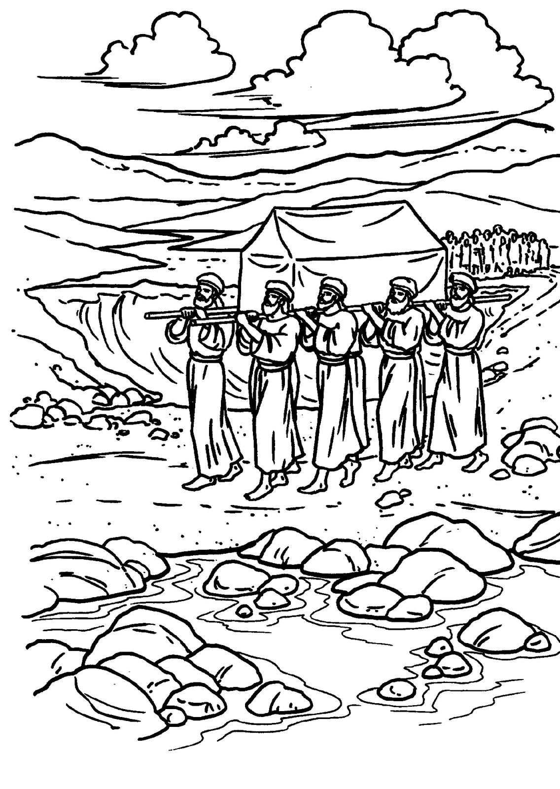 Hombre al Agua...: El Mar Rojo y el Jordán