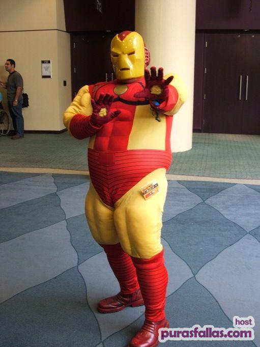 Trajes de Iron Man, Así se hacen...