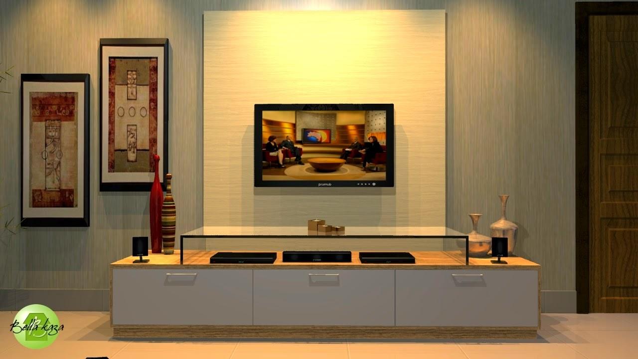 Sala De Estar E Tv Planejada ~ Esse é um dos grandes diferenciais de optar por móveis planejados