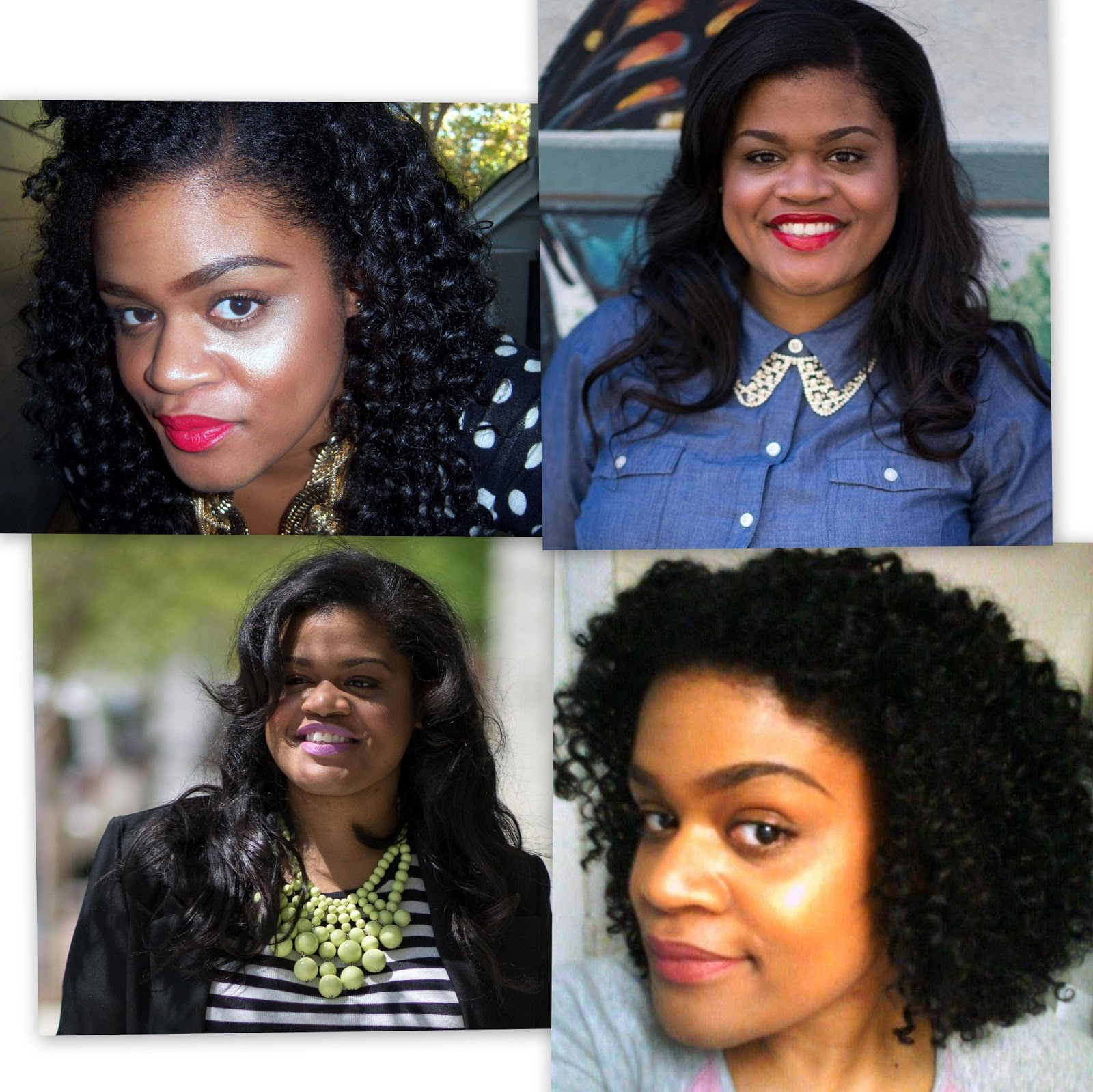 Natural Hair Should You Rock Curlykinky Or Straight Extensions