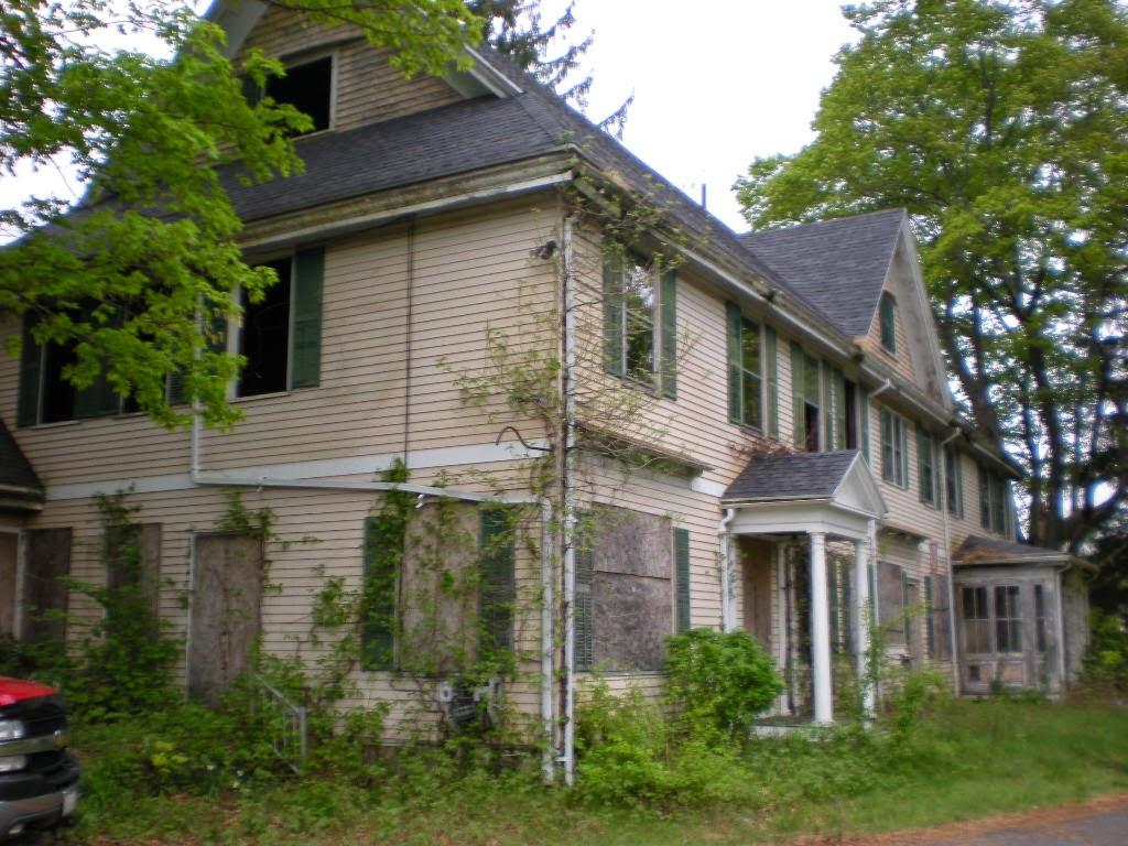 old door for garden mansion