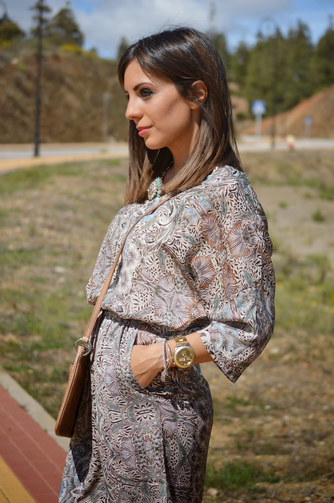 street style mango zara fashion blogger malagueña blogger malagueña cristina style outfit look style ootd chic casual dress gorgeous inspiration moda mood tendencias trendy lovely jacket
