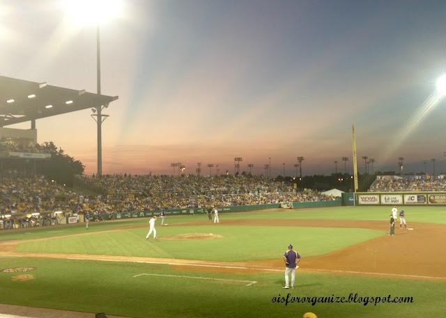 Louisiana State Baseball