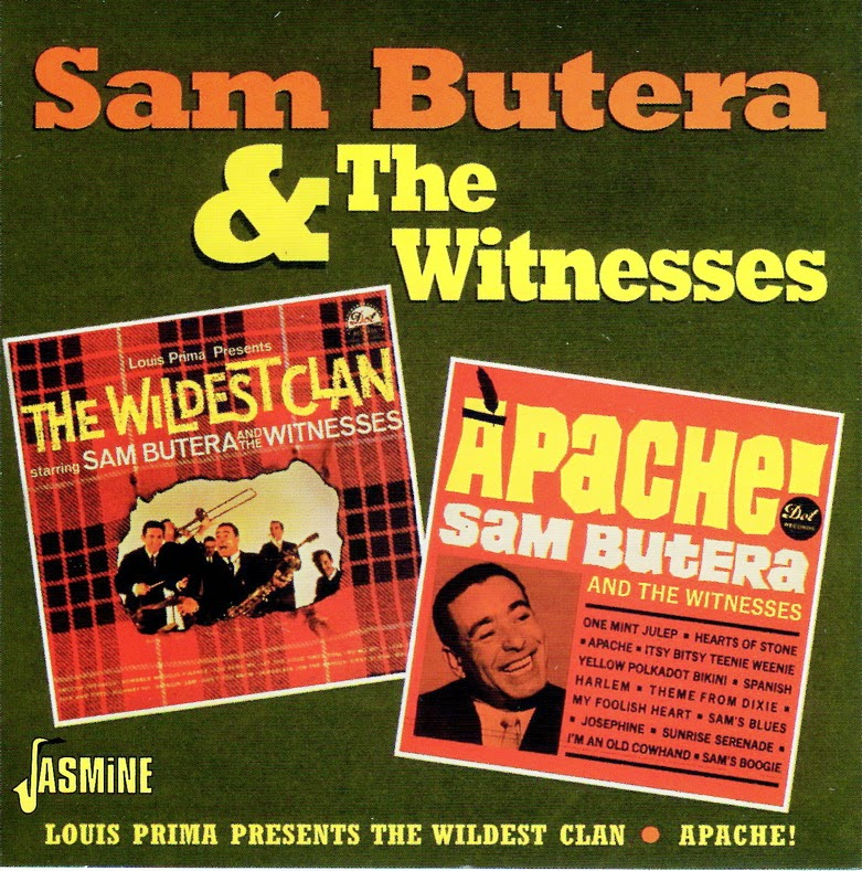 Sam Butera And The Witnesses - The Rat Race