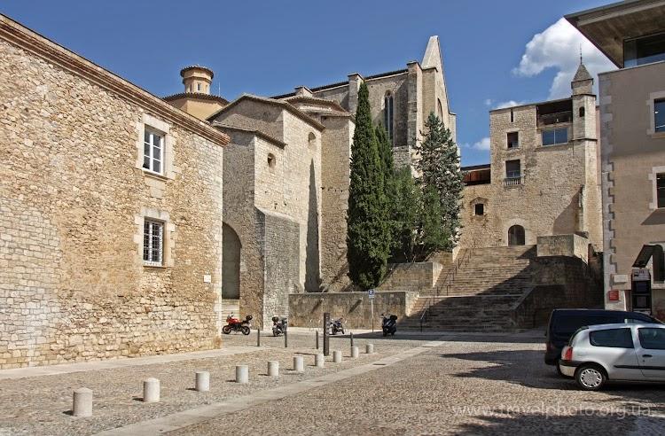 Монастырь Сан-Доменек Жирона