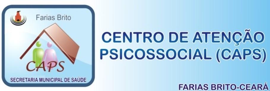 Centro de Atenção Psicossocial (CAPS) de Farias Brito - Ceará