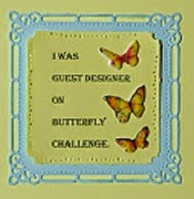Guest Designer 20th May 2015