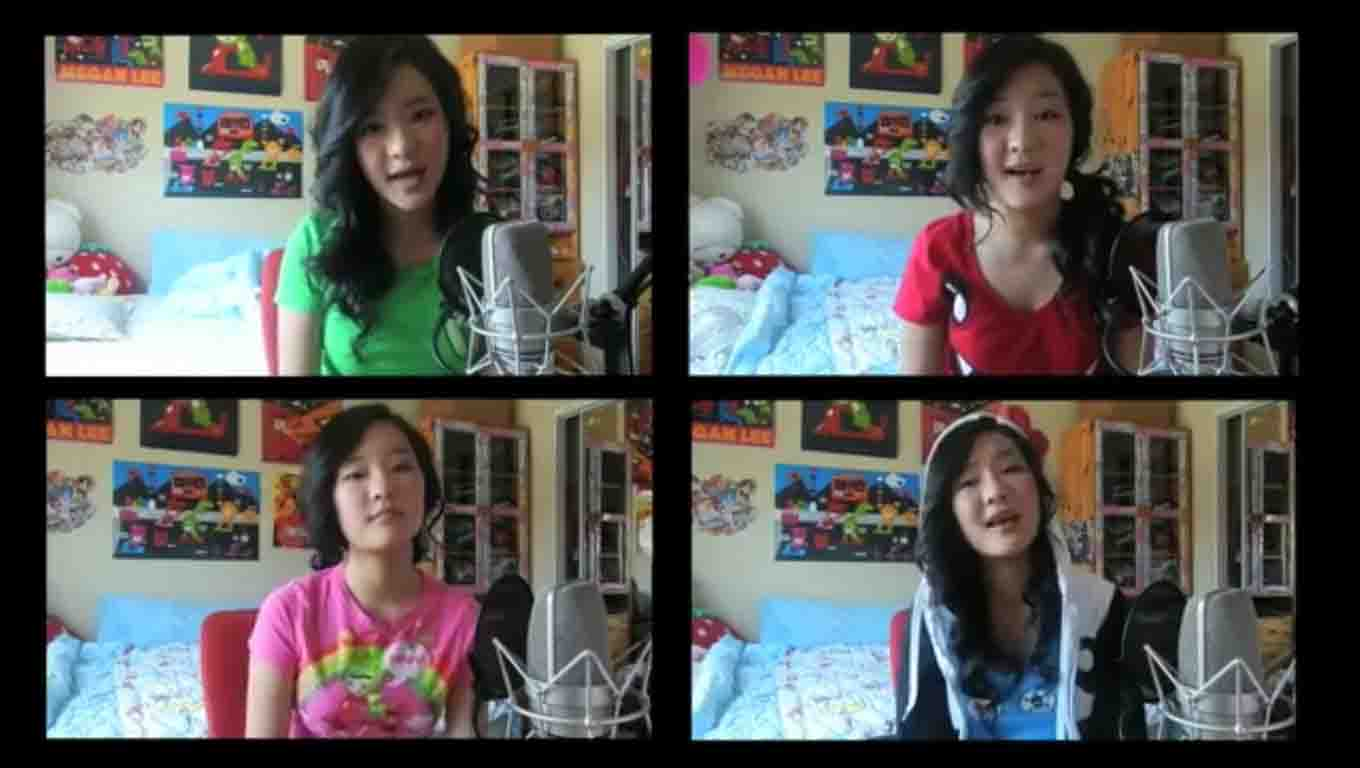 Megan Lee Cover Video | Video | Spam