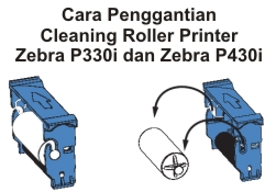 cleaning zebra p330i