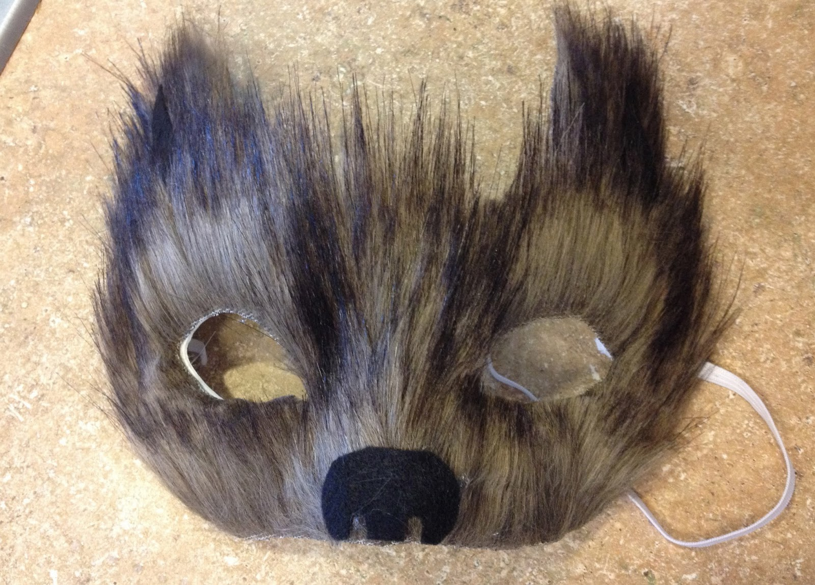 Diy big bad wolf costume - photo#7