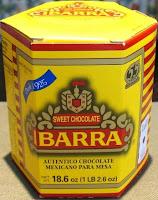 Mexikanische Schokolade