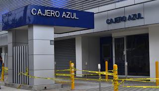 Sucursales, teléfonos y Red de Cajeros Electrónicos del Banco Azul en El Salvador
