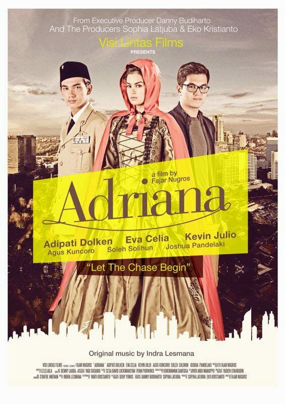 Download Film Adriana 2014 Kini Tersedia