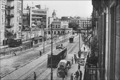 Fotografías antiguas de Barcelona