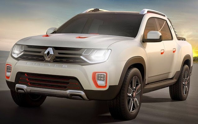 2015 Renault Duster Pick-Up Release Date
