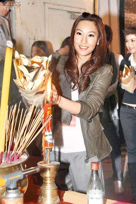 Kate Tsui Forensic Heroes 3 TVB