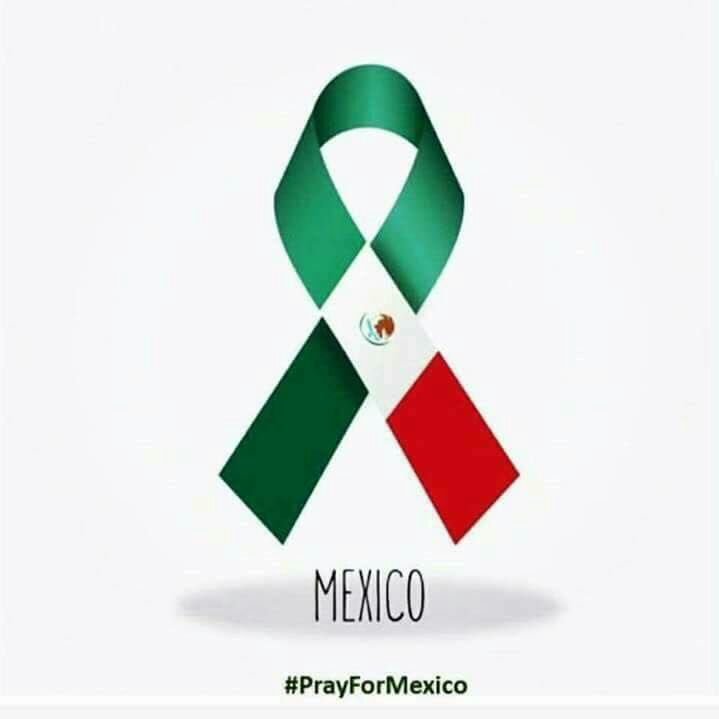 Oremos por México!!!