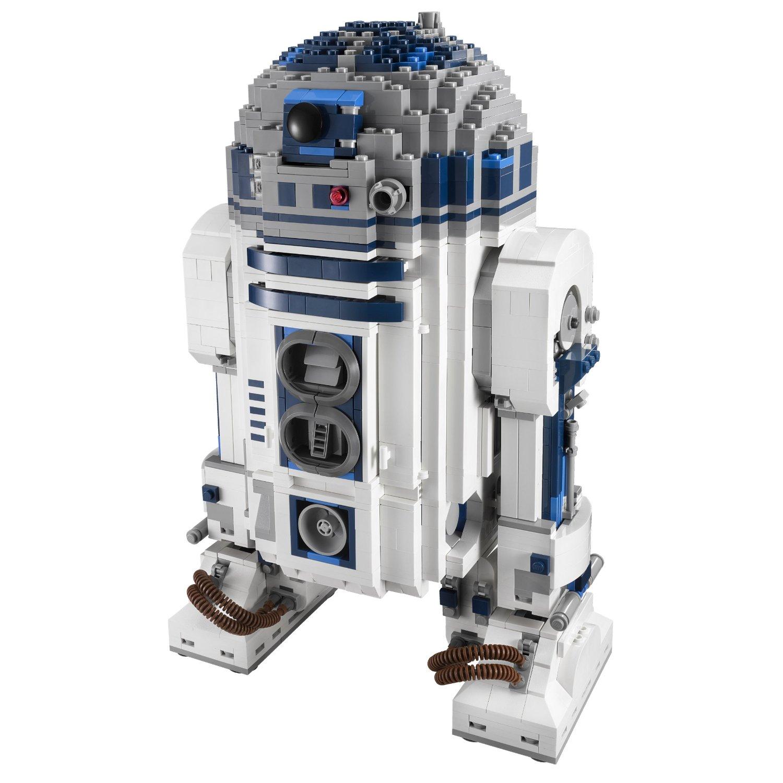 Hot deal lego star wars r2d2 set tng times new geek - Lego starwars r2d2 ...