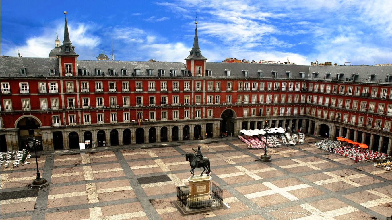 Viajero turismo alojarnos en el centro de madrid for Lugares turisticos de espana madrid