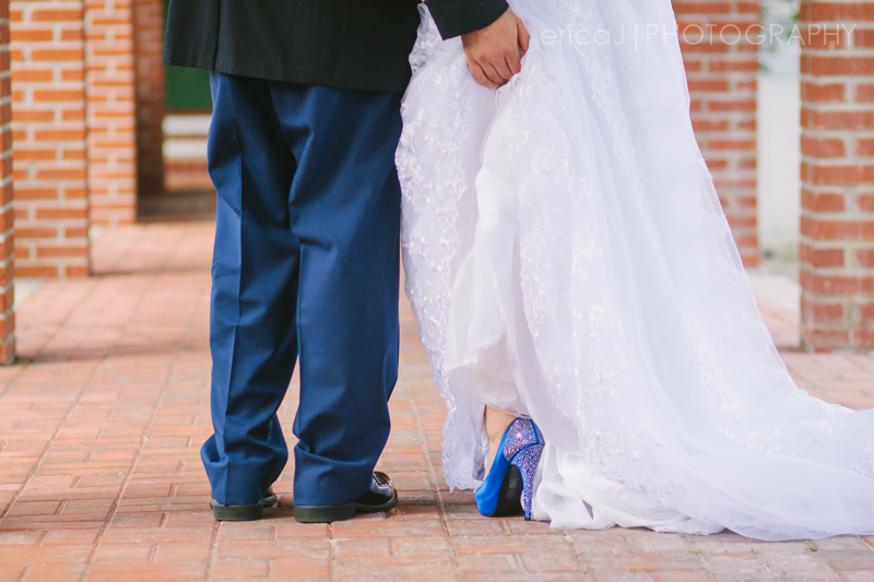 bride and groom shoes south florida wedding photographer erica j photography