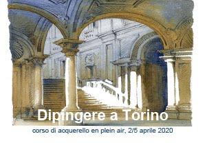 Dipingere a Torino