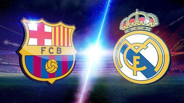 موعد مباراة ريال مدريد وبرشولنة القادمة في الدوري الإسباني 2014