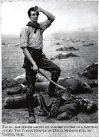 Abraham Lincoln Vampire Hunter - altered photo, young hunter