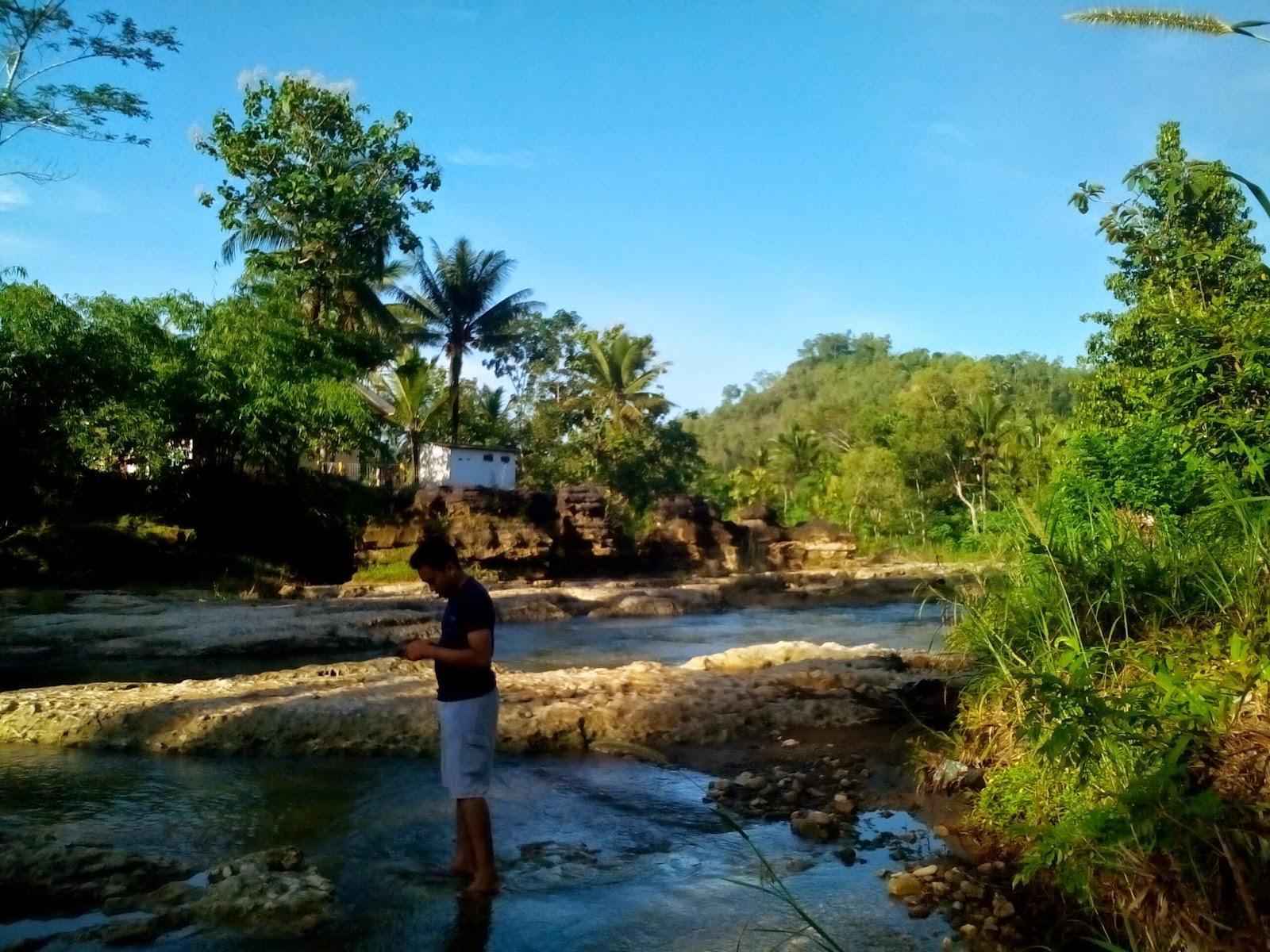 Lokasi Sungai Sumber Akik Chalcedony Keladen