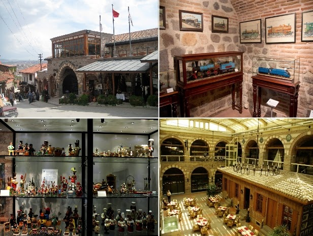 Ankara Rahmi M.Koç Müzesi