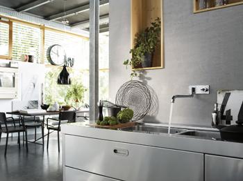 como en casa en ning n sitio c mo elegir el fregadero y. Black Bedroom Furniture Sets. Home Design Ideas