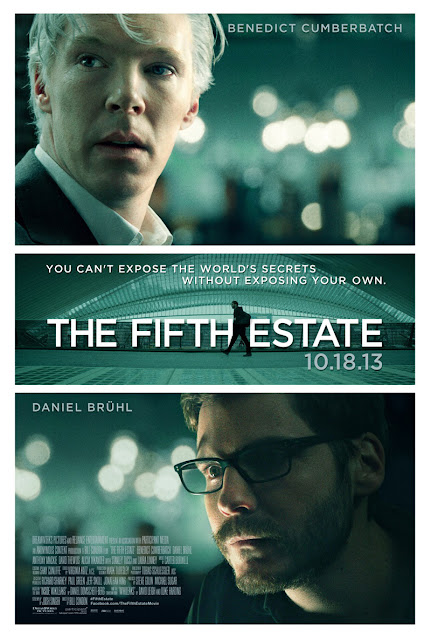 The Fifth Estate (El quinto poder) (2013) [DVD-Rip]