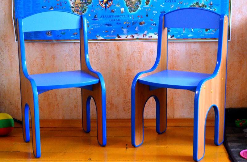 Детские стульчики своими руками