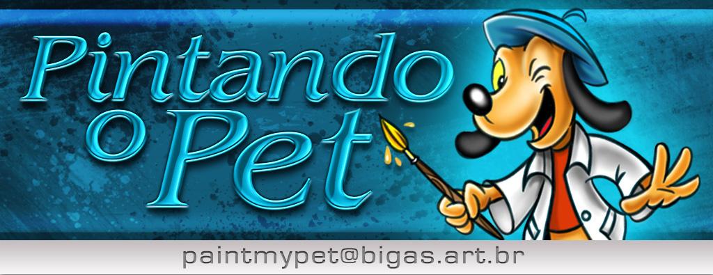 Pintando o Pet