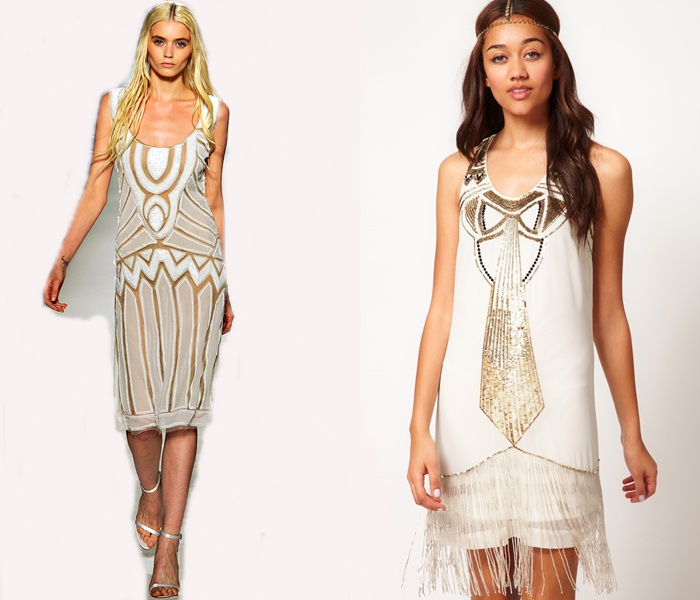 Love Style Magic: Summer dresses 2012 - High vs low fashion