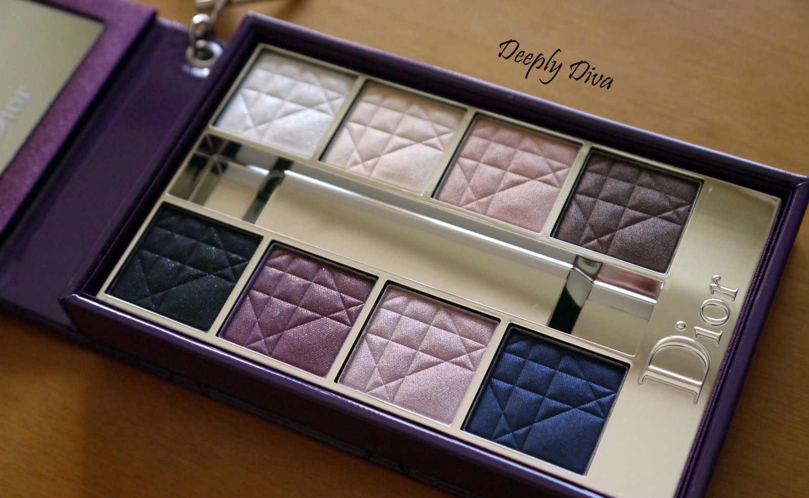 Deeply Diva: Dior Cannage Color Collection