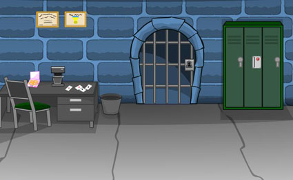 Escape Plan: Police Station
