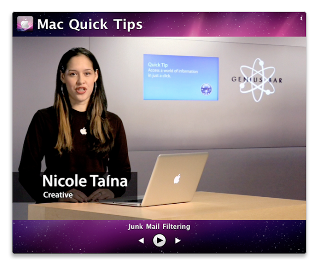 Mac Quick Tips