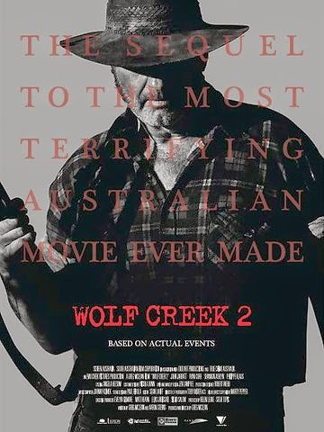 Regarder Wolf Creek 2 en streaming