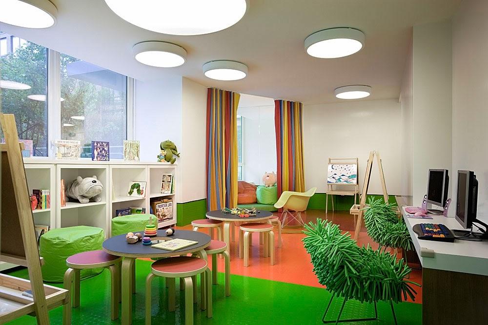 Salle de jeux pour enfants designs & idées