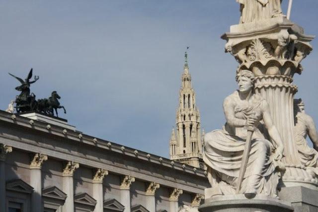 Parlamento en Viena